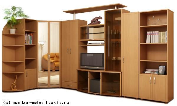 Корпусная мебель, Детская мебель, Кухонная мебель, Кухонные гарнитуры, Компьютерные столы, Мебель для Гостиной В